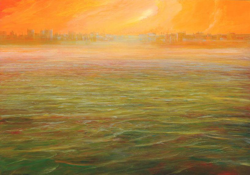 Uferfarben van Silvian Sternhagel