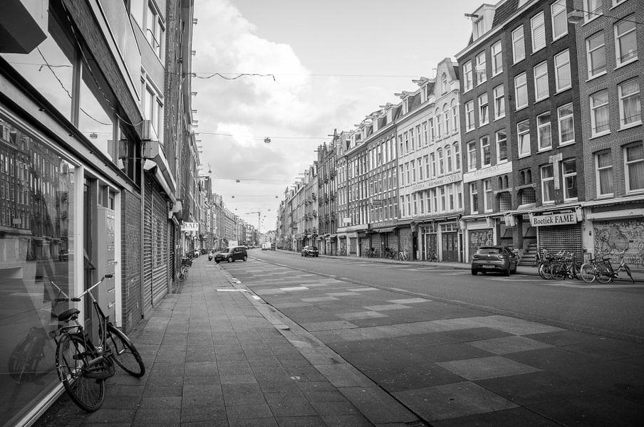 Albert Cuypstraat van Hugo Lingeman