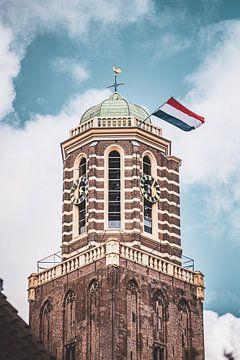 Zwolle (de Peperbus) van S van Wezep