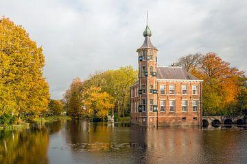 Schloss Bouvigne in der niederländischen Stadt Breda von Ruud Morijn