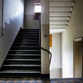 Stairs - Urbex van Ruud Laurens