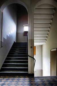 Stairs - Urbex van