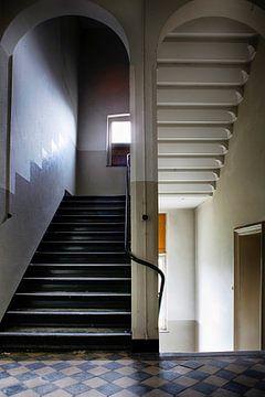 Stairs - Urbex von Ruud Laurens