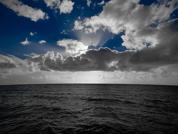 Wolken van Inez Wijker