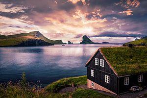 Bøur, Färöer-Inseln