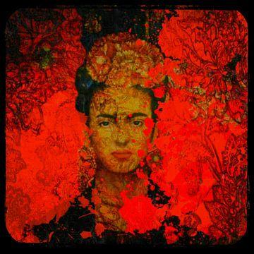 Motiv Frida - Orange - Frame 01 van