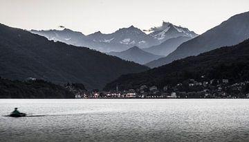 Lago Mergozzo von Marieke de Boer