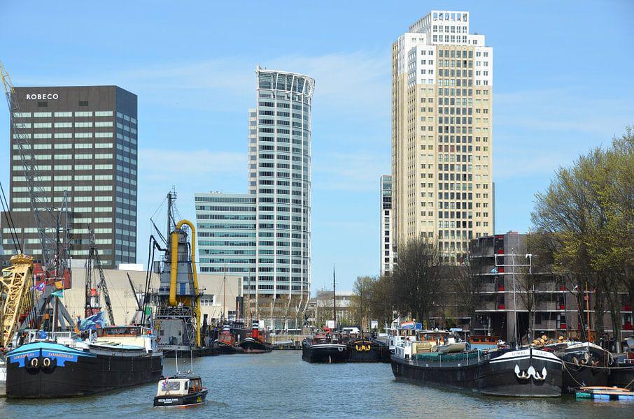 Rotterdam heeft vele gezichten