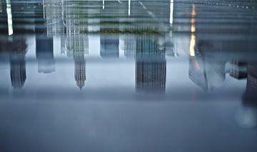 'Reflectie', Chicago  van Martine Joanne