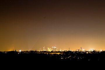 Den Haag nachtzicht van Marijn Vergouwen