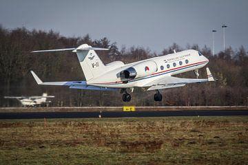 Gulfstream stijgt op sur Jasper Scheffers