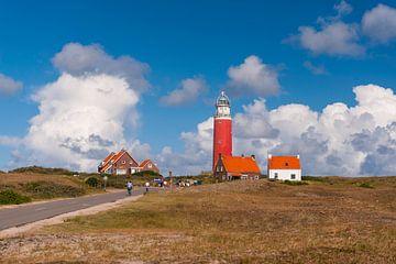 Eierland Vuurtoren Texel  von Brian Morgan