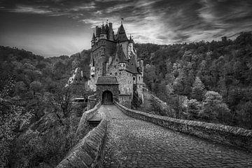 Burg Eltz (Duitsland) van Mart Houtman