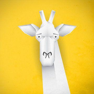 Giraf von de Pinda