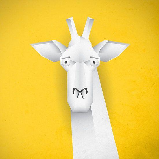 Giraf van de Pinda