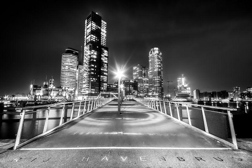 Rijnhavenbrug in Rotterdam sur Etienne Hessels