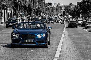 Chillen in de Bentley