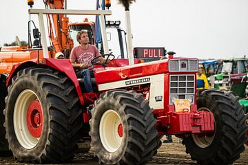 Tractor Pulling International van Jack Vermeulen