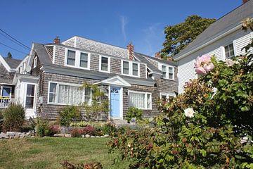 typisches Haus in Maine New England von Bas Berk