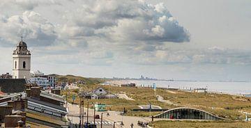 Katwijk bord de mer sur Arjan van Duijvenboden
