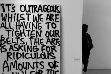 kunst kijken von Marcel Kollen