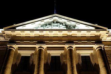 Stadhuis van Utrecht  van Donker Utrecht