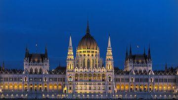 Parlementsgebouwen, Boedapest
