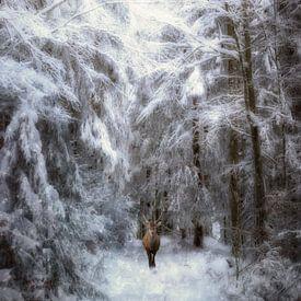 Winterverhaal van Claudia Moeckel