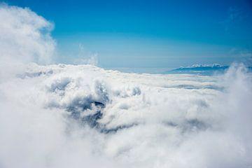 wolken van Yara Verstappen