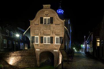 Vestingstadje Nieuwpoort (ZH), Stadhuis sur Kees van der Rest