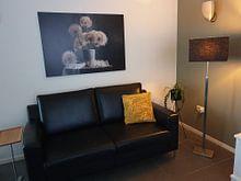 Kundenfoto: Löwenzahn-Samen-Hülsen, Lydia Jacobs von 1x, auf alu-dibond