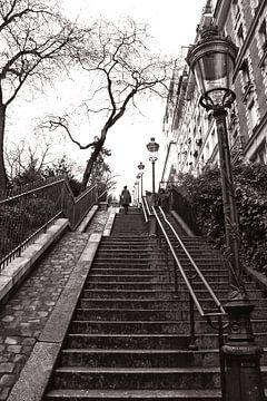 Stairway tot heaven von Bob Bleeker