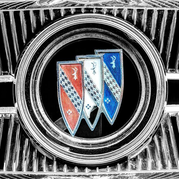 Logo Buick van Rob Smit