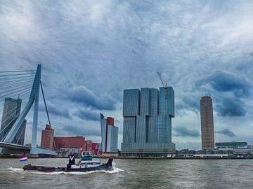 De Rotterdam vaart wel van Fons Simons
