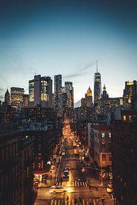Manhattan van Niels Keekstra