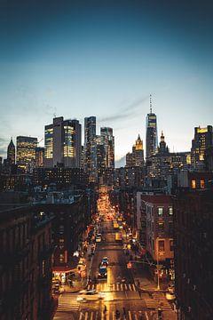 Manhattan von Niels Keekstra