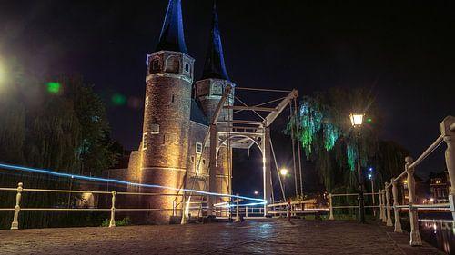 Oostpoort Delft sur Paul Poot