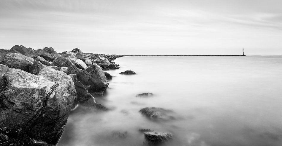 Grevelingenmeer van Linda Raaphorst