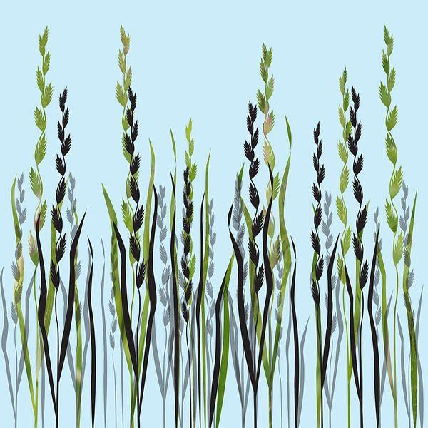 Ryegrass von Bianca Wisseloo