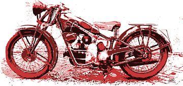 Moto Guzzi van ! Grobie