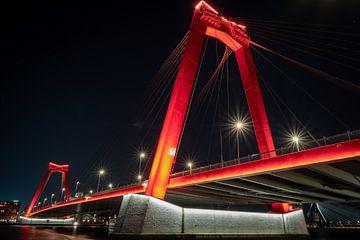 Willemsbrug Rotterdam sur Surviking | Trektochten | Outdoor Fotografie
