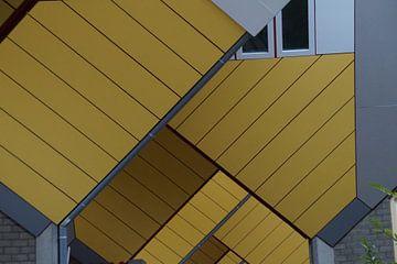 Kubuswoningen / Cube Houses, Rotterdam von Maurits Bredius