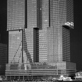 De Rotterdam in zwart wit van Evert Buitendijk