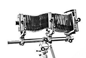 Groot formaat camera