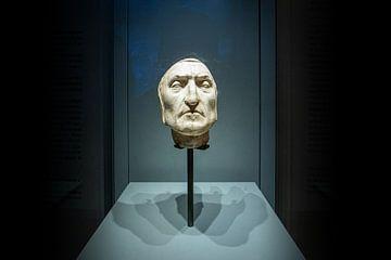 Het dodenmasker van Dante van Martijn Mureau