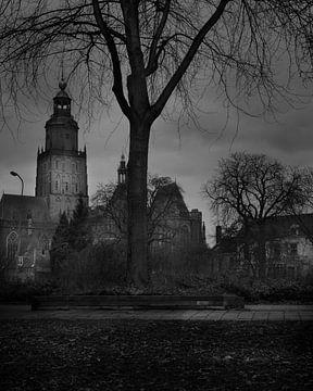 St. Walburgis-Kirche in Zutphen von Vladimir Fotografie