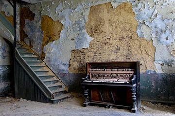 Vieux piano, vieux piano, sur Chantal Golsteijn