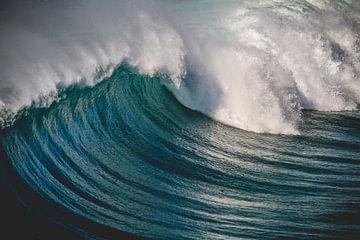 Fuerteventura golven (kleur) von Andy Troy