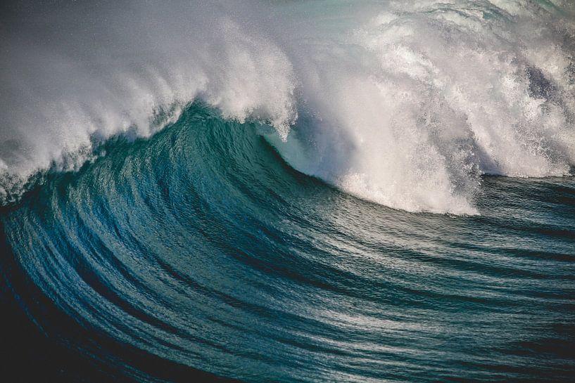 Fuerteventura golven (kleur) van Andy Troy