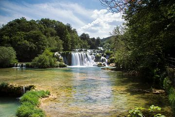 Wasserfall von Kristof Ven